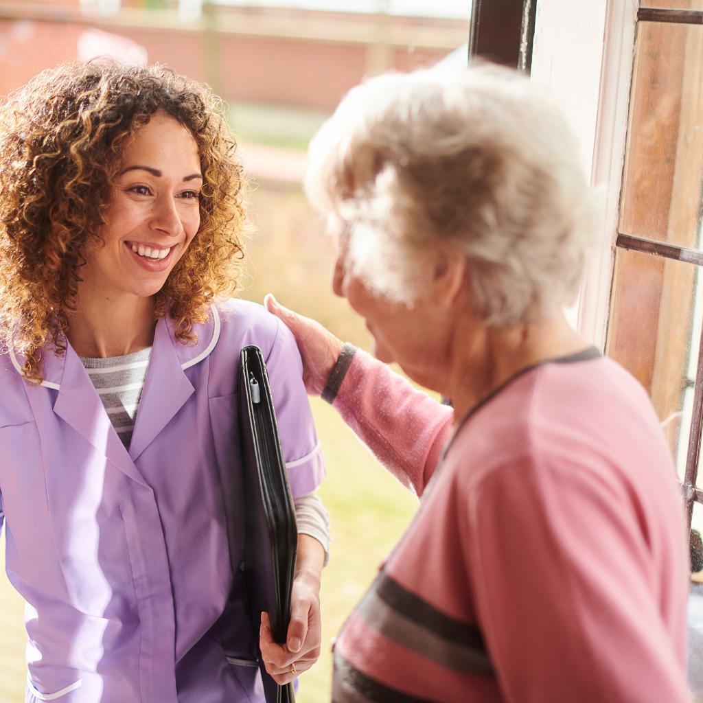 home care, caregiver